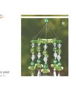 Green Hummingbird Chime - $7.50