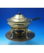 Mixed Metals by Tiffany and Co Sterling Silver Chafing Dish w/Underplate... - $4,945.05
