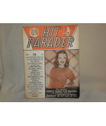 Song Magazine Hit Parader April 1946  - $5.00