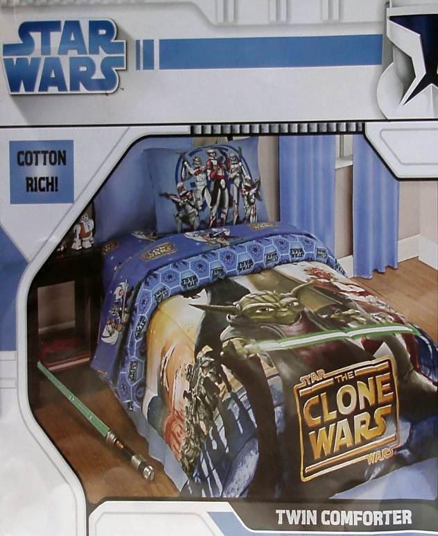 star wars yoda twin comforter sheets bedding set new bedding sets. Black Bedroom Furniture Sets. Home Design Ideas
