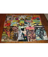 Mixed Lot 16 Comic Books Heroes Stan Lee DC Marvel Spider Man Robin Supe... - $7.99