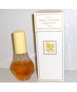Vintage 1983 Avon Wild Jasmine Cologne Spray 1 oz 1/2+ Full - $5.89