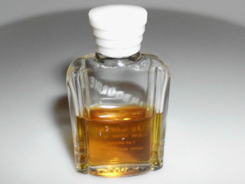 Tambourine by De Cortot Parfume Perfume Mini Bottle