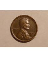 1923 - P Copper Lincoln Wheat Cent (VF+) - £1.74 GBP