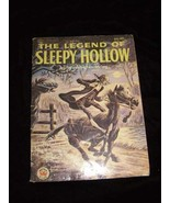 The Legend Of Sleepy Hollow Book Wonder Books 1955 By Washington Irving - $26.99