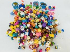 """Sanrio Miniature Figurine Lot 3/4-1"""" Rubber Buzz Hello Kitty LOT 105 + 5... - $123.45"""