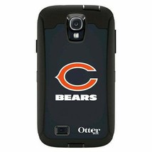 OtterBox Defender Case for Samsung Galaxy S4 - NFL Bears (Black, Chicago Bears) - $5.93