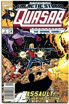 QUASAR #32-1992-Korath The Pursuer First Appearance-GOTG-newsstand edition - $18.92