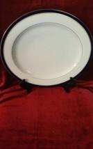 """Royal Worcester Howard Cobalt Blue 13 1/4"""" Serving Platter England - $61.37"""