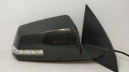 2007-2008 Gmc Acadia Passenger Right Side View Power Door Mirror Black 83557 - $304.99