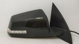 2007-2008 Gmc Acadia Passenger Right Side View Power Door Mirror Black 8... - $304.99