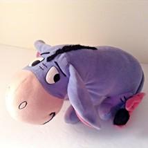 "Mattel Winnie the Pooh Plush Stuffed Eeyore  Animal Toy 11"" LGTH  - $9.29"