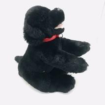 Build A Bear Black Lab Dog Puppy Plush W/ Bark Sound Stuffed Animal Reti... - $11.88