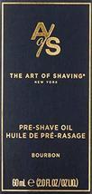 The Art of Shaving Pre-Shave Oil, Bourbon, 2 fl. oz. image 4