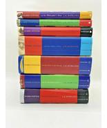 Harry Potter Complete Hardcover Set Books 1-7 Bloomsbury Raincoast JK Ro... - $224.00