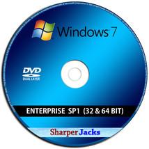 Windows 7 Empresarial 32/64-bit Instalación/ Reinstalar/ Restore/ Mono/ ... - $11.88