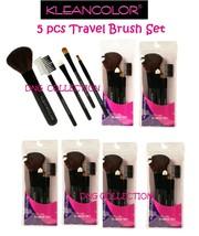 (6 packs) KleanColor TRAVEL Brush - Concealer LIP EYEBROW eyeshadow Blus... - $14.84