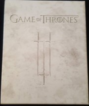 Game of Thrones: The Complete Third Season [Blu-ray]
