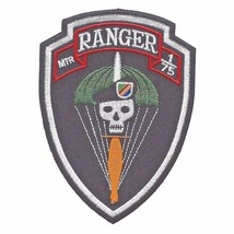US Army MTR Company 1st Battalion 75th Ranger Regiment Patch Ranger - $11.87