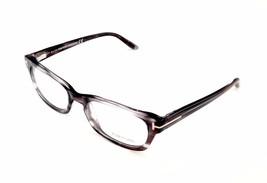 Tom Ford Authentic Eyeglasses Frame TF5184 020 Plastic Gray Tortoise Italy Made - $180.37