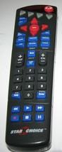 Remote Control  Satellite TV ReStar Choice Shaw Direct Model IRC-442 URC... - $12.52
