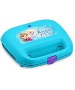 NEW Disney Frozen Anna Elsa Waffle Maker - 2 Sq... - $34.64