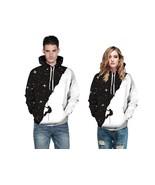 Adult Couples Up Rock Climbing Pullover Sports Sweatshirt Jacket Hoodie ... - $19.45