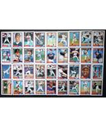 1992 Topps Atlanta Braves Team Set of 36 Baseball Cards - $12.99