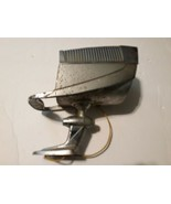Vintage Rough Nuvue  Nu Vue Spotlight mirror F703 1960's Nuvue Parts Repair - $123.75