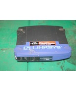 Linksys Ether-fast Cable/DSL Firewall Router Model BEFSX41 - $39.00