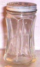 1940'S/1950'S RETRO HAZEL ATLAS CHEESE SHAKER - $7.95