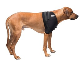 Large Shoulder Pet Therapy Wrap with Therapy Gel PET 301 by Caldera