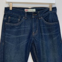 Levi's 511 Girls Slim Fit Blue Jeans Size 16 - $28.68