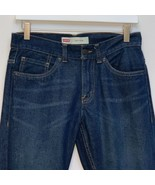 Levi's 511 Girls Slim Fit Blue Jeans Size 16 - $28.68