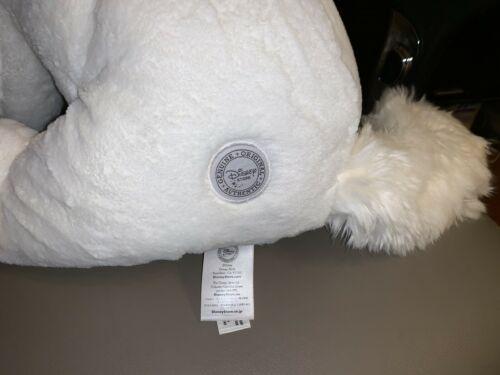 "Disney Store Marie Large Plush Aristocats White Cat 20"" Stuffed Animal NEW image 4"