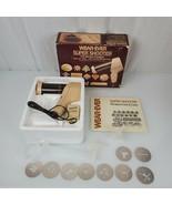 Vintage WEAR-EVER Electric Super Shooter Cookie Press Food Gun Model 70123 - $34.64