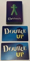 Compatibility Board Game 1996 Mattel Party Game Parts Deck of 52 Cards - Purple - $9.79
