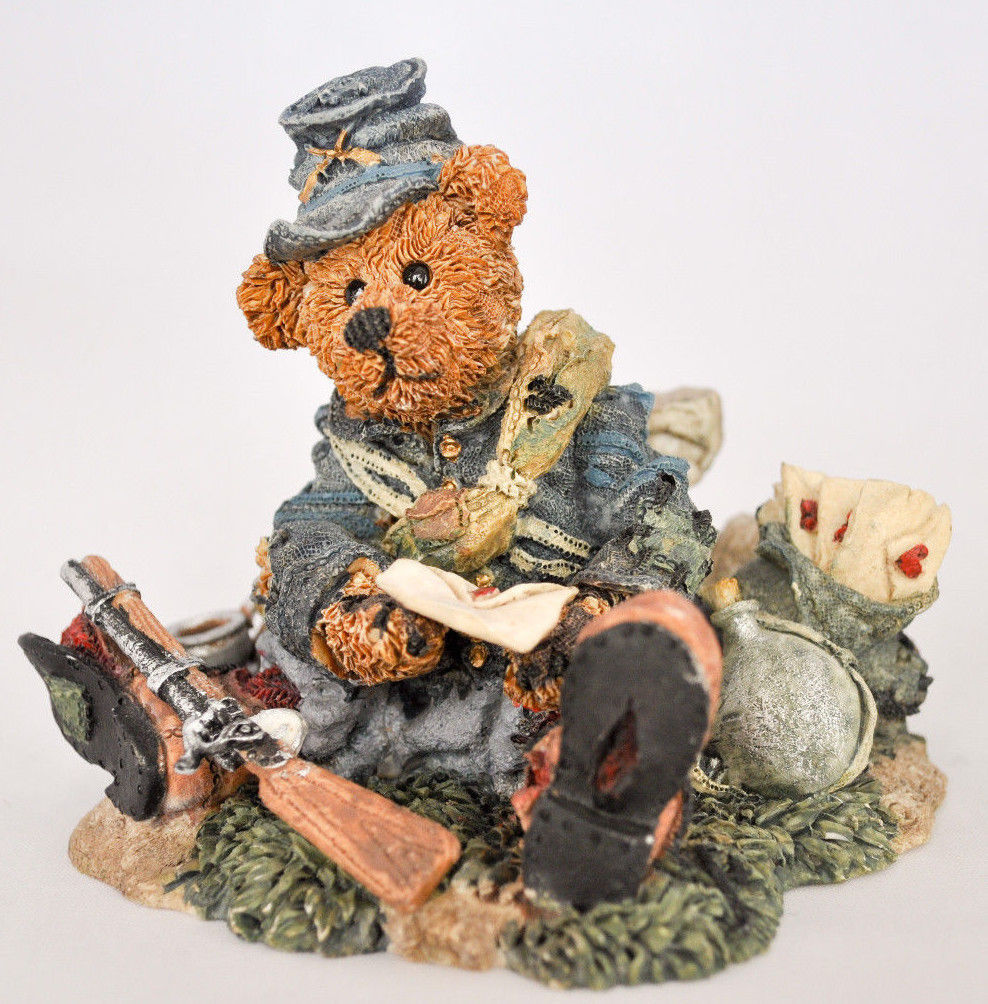 Boyds Bears: Union Jack Love Letters - Style# 2263