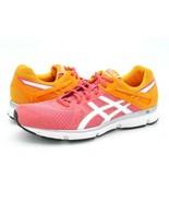 Asics Womens 9.5 Gel-Invasion Salmon Pink Orange Running Sneaker Shoes E... - $29.99