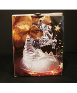 Cristal D'Arques Music Box Rudolph The Red Nose Reindeer (2000) - $14.99