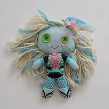 "Monster High Lagoona Blue Rag Doll 9"" Tall Cloth Doll Retired HTF - $19.79"
