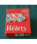Royal Hearts Extra Queens Card Game Parker Brothers VGC - $9.25