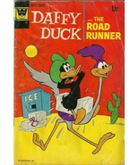 Daffy Duck & The Road Runner 1972 Comic Book #77 - $9.99