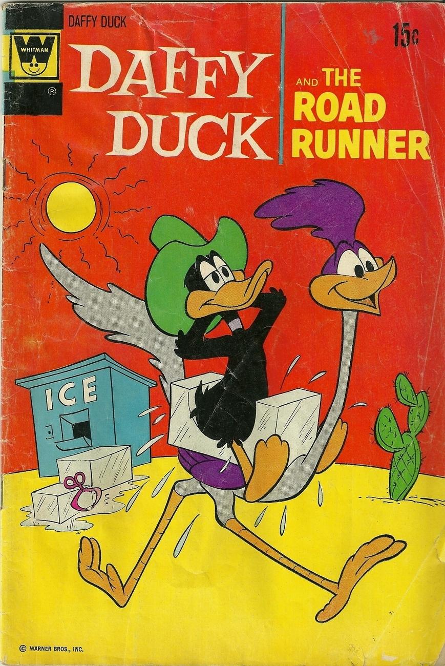 Daffy Duck & The Road Runner 1972 Comic Book #77
