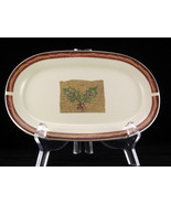 Pfaltzgraff holiday spice relish plate 1 thumbtall