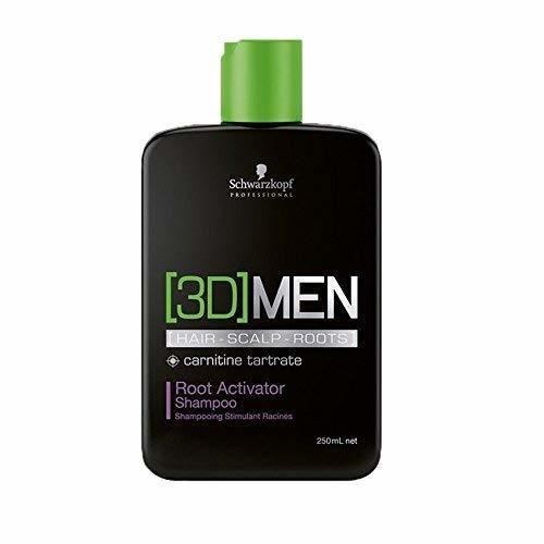 [3D] Mension by Schwarzkopf Root Activator Shampoo 250ml