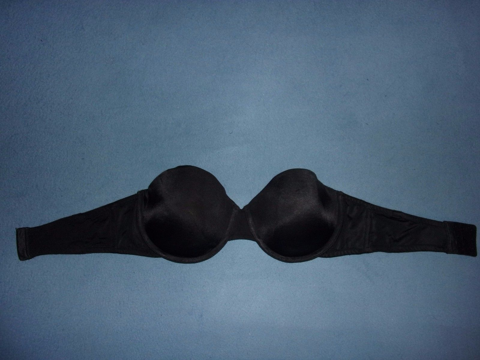88ca680b82d52 ... 36D Pre-owned Maidenform One Fabulous Fit Strapless Underwire Bra 7955  ...