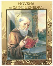 Novena to Saint Benedict - $3.95