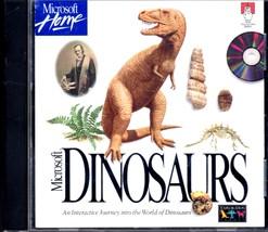 Microsoft - DINOSAURS - $4.95