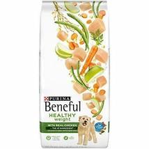 Premium Purina Beneful Healthy Weight with Real Chicken Adult Dry Dog Fo... - $14.01